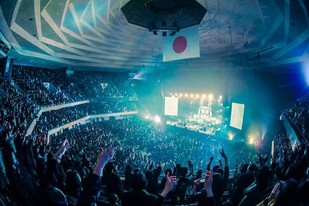 2020年12月29日at 日本武道館(photo by 田中聖太郎)