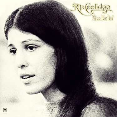 『Nice Feelin'』('71)/Rita Coolidge
