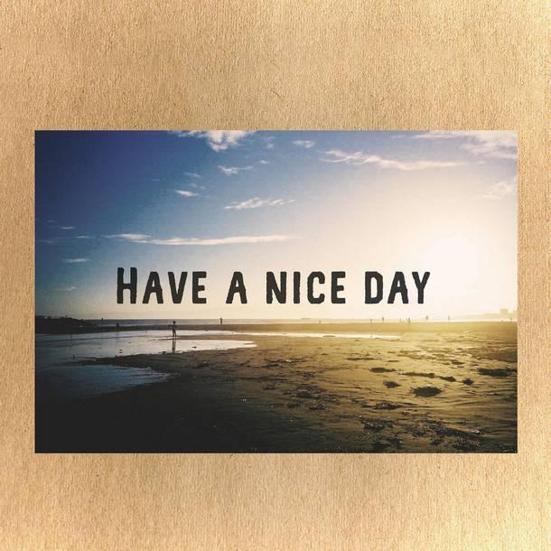 Caravan 『Have a Nice Day』