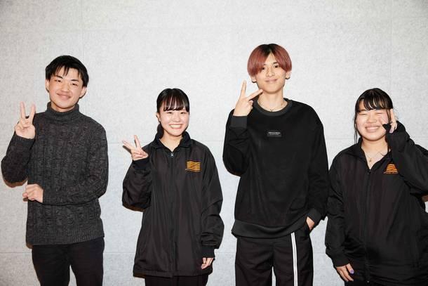 さなり × 日本工学院専門学校 蒲田校 コンサート・イベント科 学生