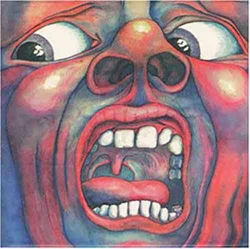 「Moonchild」収録アルバム『クリムゾン・キングの宮殿』('69)/King Crimson