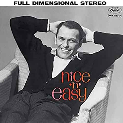 「Fools Rush In」収録アルバム『ナイス・ン・イージー』60周年記念盤('20)/Frank Sinatra