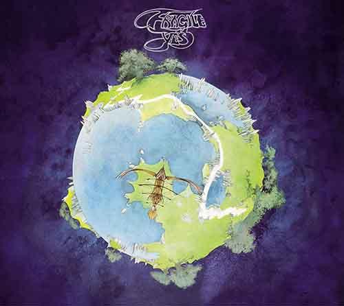 「Heart Of The Sunrise」収録アルバム『こわれもの』('71) /Yes