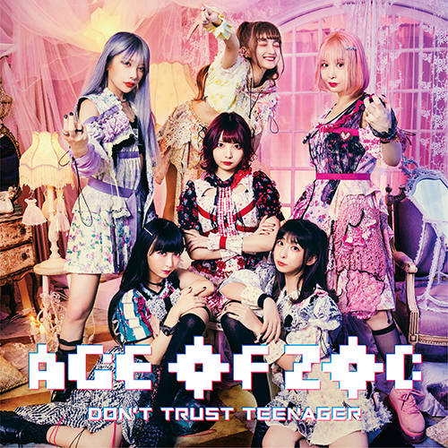 シングル「AGE OF ZOC / DON'T TRUST TEENAGER」【CD Only】