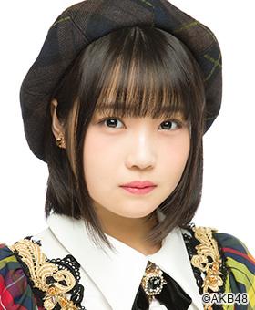 佐藤美波(AKB48 チームA) 神奈川県出身。2003年8月3日生まれ。愛称は「さとみな」