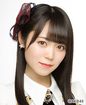 西川怜(AKB48 チームA) 東京都出身。2003年10月25日生まれ。愛称は「れい」