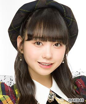 大盛真歩(AKB48 チームB) 茨城県出身。1999年12月5日生まれ。愛称は「まほぴょん」