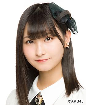 本間麻衣(AKB48 チーム4) 東京都出身。2002年9月6日生まれ。愛称は「まいちゃん」