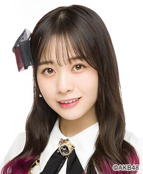 横山結衣(AKB48 チーム8/チームK兼任) 青森県出身。2001年2月22日生まれ。愛称は「ヨコちゃん」