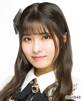 行天優莉奈(AKB48 チーム8/チーム4兼任) 香川県出身。1999年3月14日生まれ。愛称は「ゆりな」