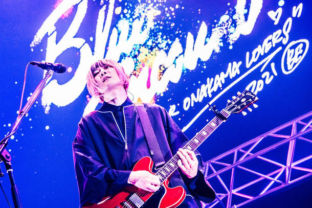 BLUE ENCOUNT Photo by 浜野カズシ
