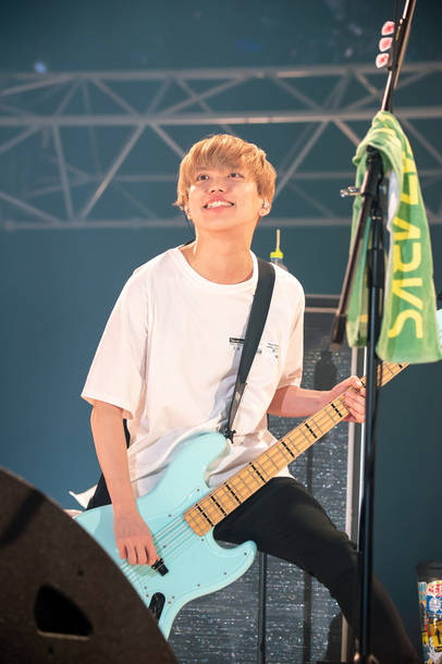 04 Limited Sazabys Photo by ヤオタケシ