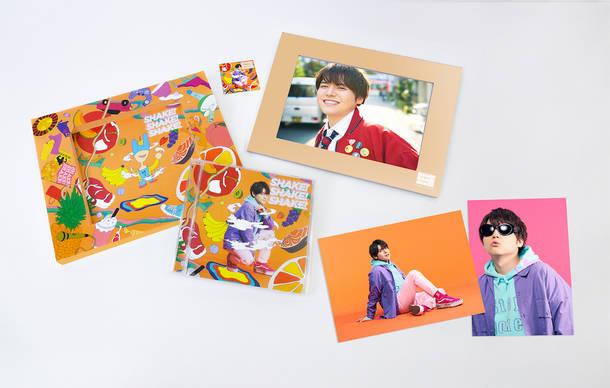 シングル「SHAKE!SHAKE!SHAKE!」【完全生産限定盤】(CD+DVD)特製BOX詳細