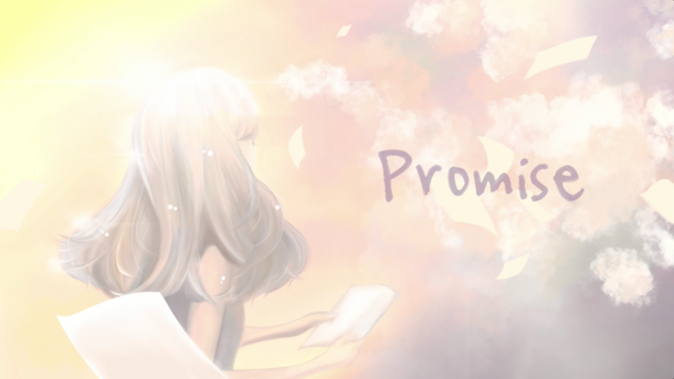 「Promise」LYRIC VIDEO