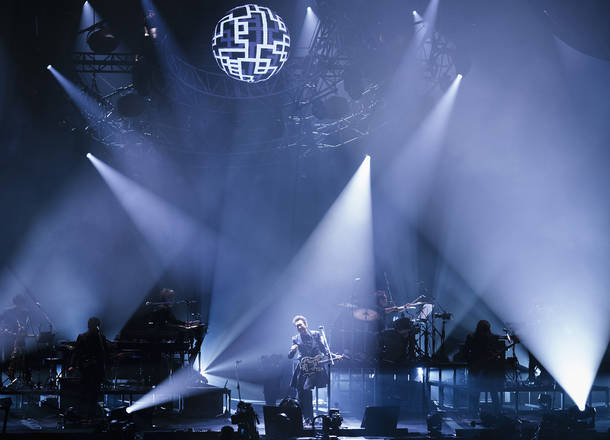 "『HOTEI 40th ANNIVERSARY Live ""Message from Budokan""』 Photo by Michiko Yamamoto"
