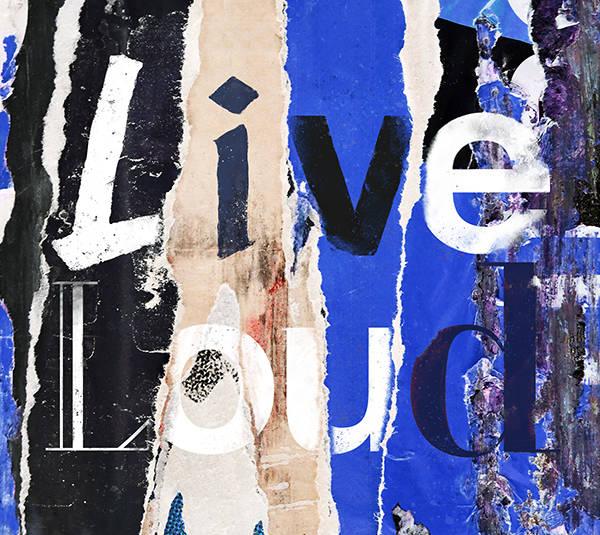 アルバム『Live Loud』