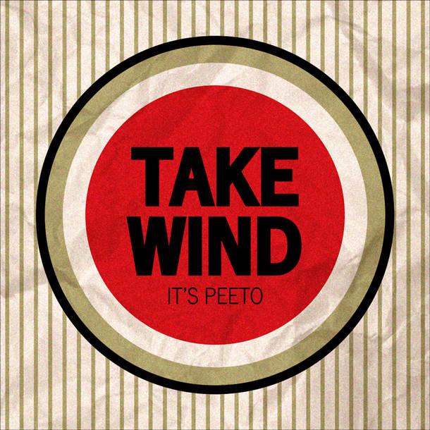配信シングル「TAKE WIND」