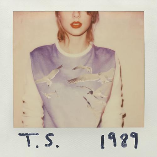 「Shake It Off」収録アルバム『1989』/Taylor Swift