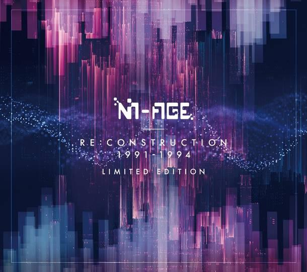 アルバム『RE:CONSTRUCTION1991-1994』【限定盤】(2CD+DVD+別冊BOOK)