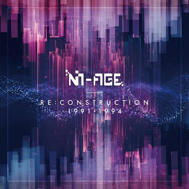 アルバム『RE:CONSTRUCTION1991-1994』【通常盤】(2CD)