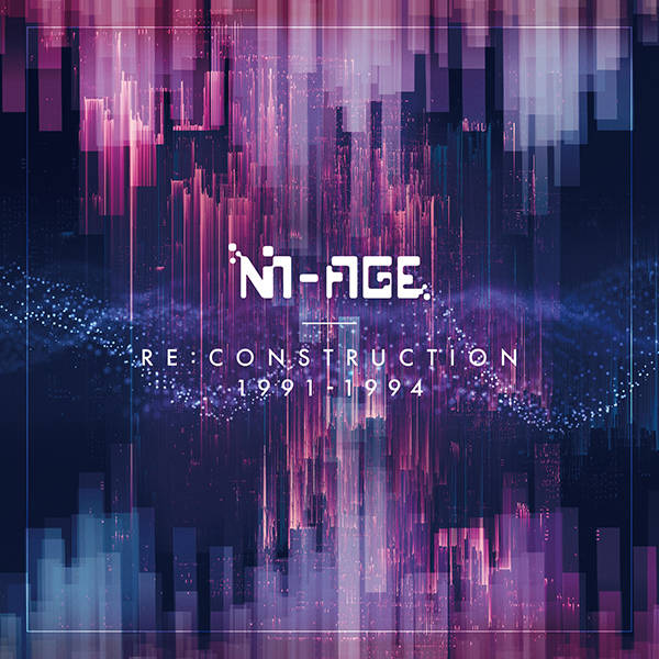 アルバム『RE:CONSTRUCTION 1991-1994』【通常盤】(2CD)