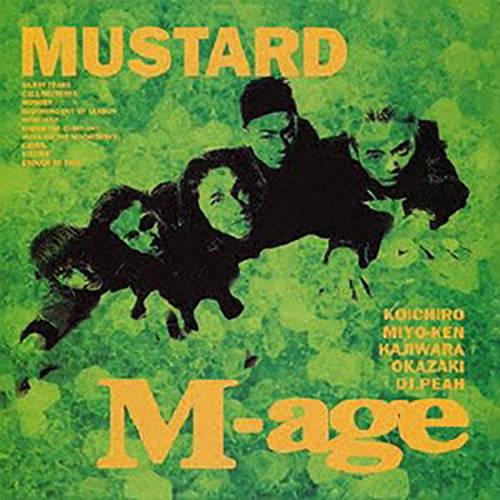 『MUSTARD』('92)/M-AGE