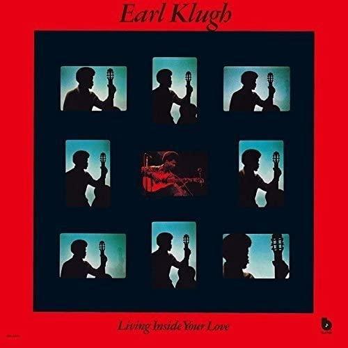 『Living Inside Your Love 』('76)/Earl Klugh