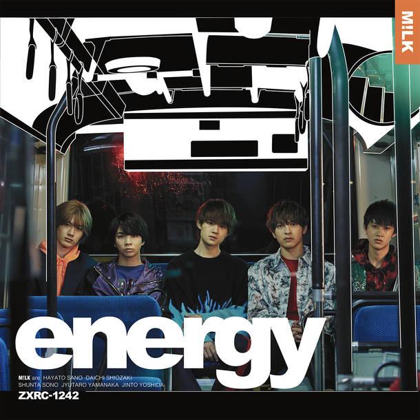 シングル「energy」【初回限定盤】(CD+DVD)