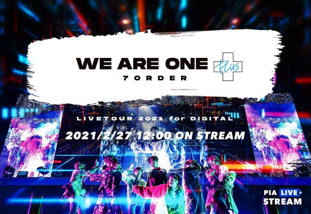 『WE ARE ONE PLUS』