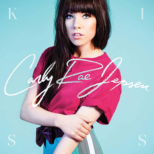 「Call Me Maybe」収録アルバム『KISS』/Carly Rae Jepsen