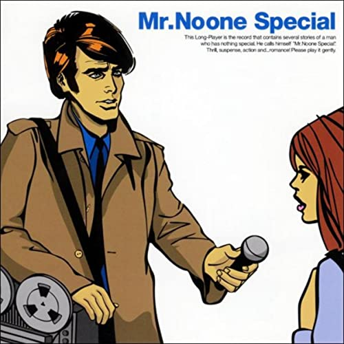 『Mr.Noone Special』('00)/Cymbals