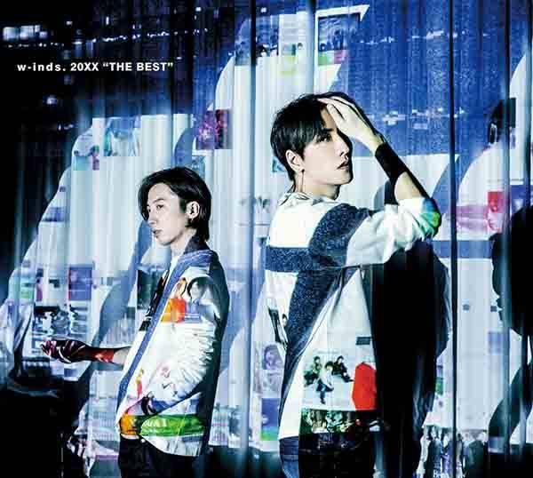 """アルバム『w-inds. Best Album「20XX """"THE BEST""""」』【初回限定盤】(3CD+Special DISC(CD+DVD))"""