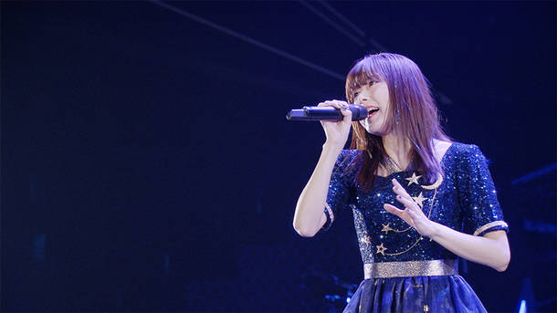 Blu-ray『Inori Minase 5th ANNIVERSARY LIVE Starry Wishes』ダイジェスト動画より