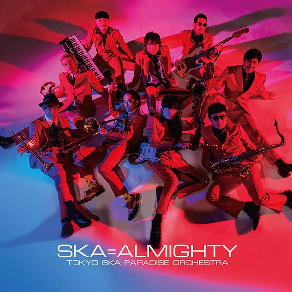アルバム『SKA=ALMIGHTY』【ファンクラブ限定盤】(CD+3Blu-ray+ワイヤレスイヤホン)