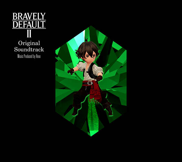 アルバム『BRAVELY DEFAULT II Original Soundtrack』【初回生産限定盤】(4CD)