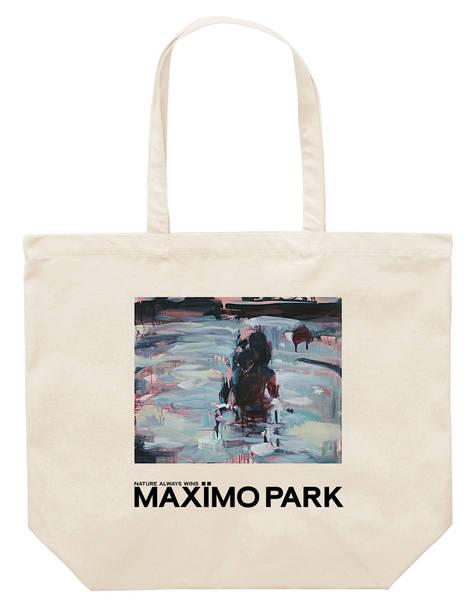 Maxïmo Park トートバッグ