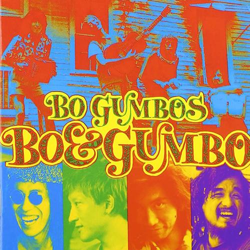 「夢の中」収録アルバム『BO&GUMBOS』/BO GUMBOS