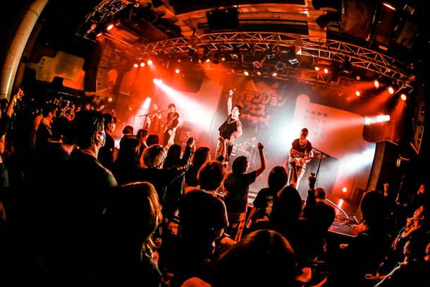 【HERE ライヴレポート】 『ハイテンションフェス2021』 2021年2月20日  at duo MUSIC EXCHANGE