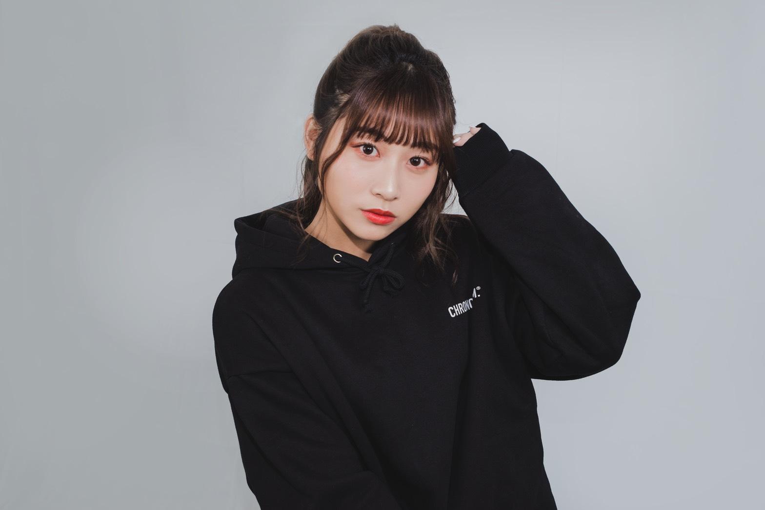 青海ひな乃 ©CHRONOIZM x SKE48