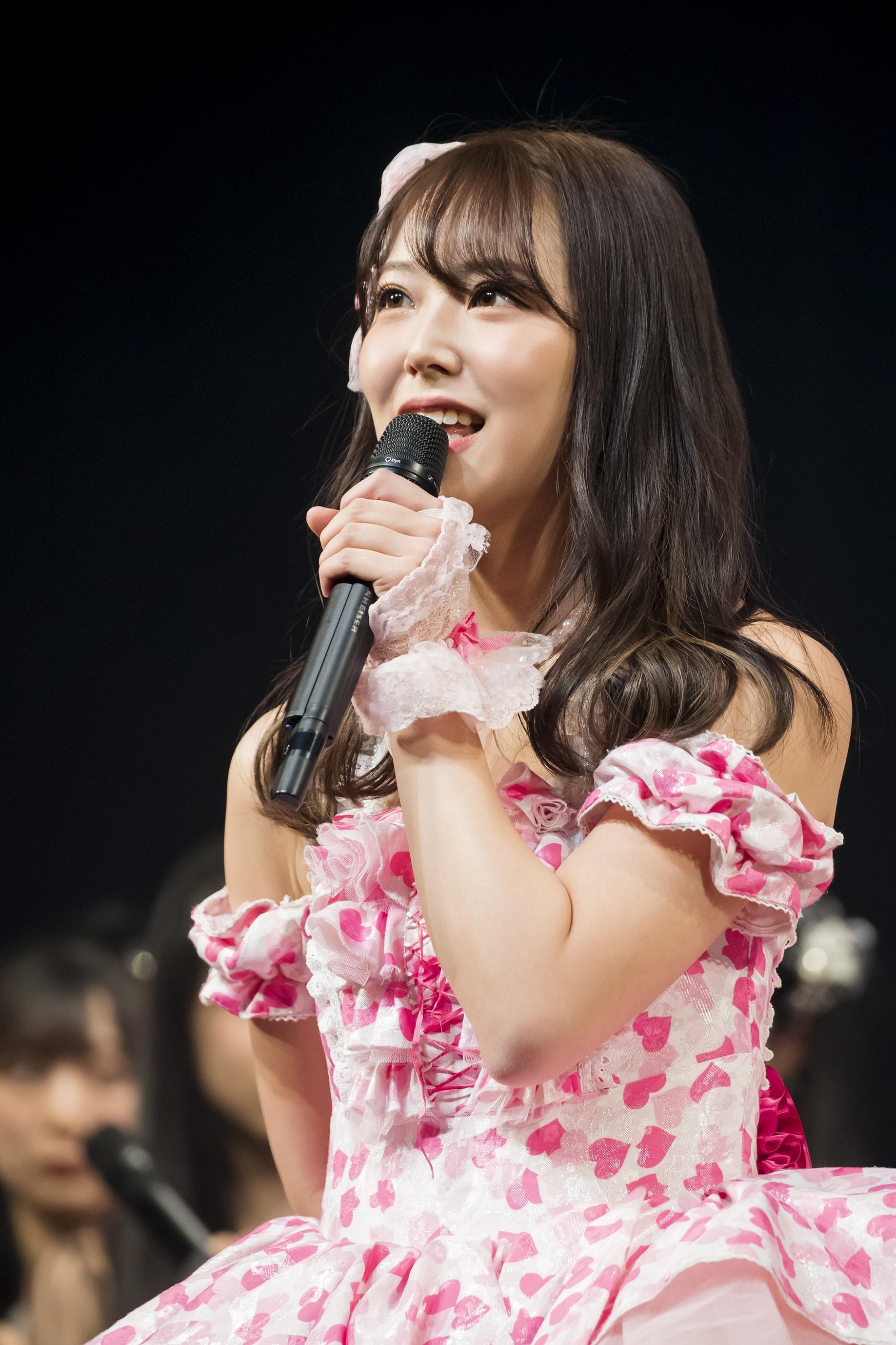 白間美瑠 ©NMB48
