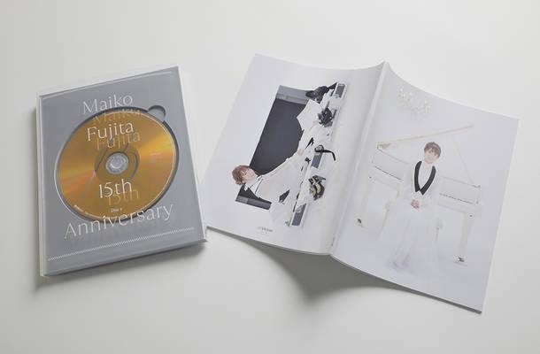 アルバム『15th Anniversary 弾き語りBest』【初回限定盤】(2CD)