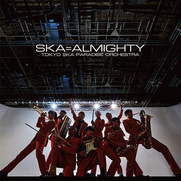アルバム『SKA=ALMIGHTY』【CD ONLY盤】
