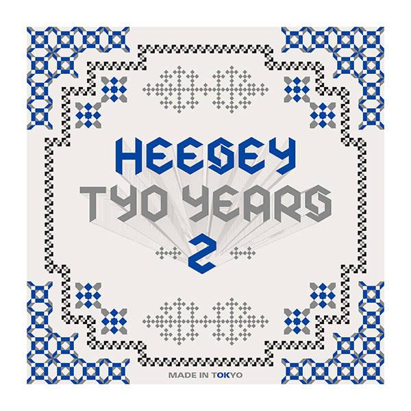 配信EP『TYO YEARS 2』