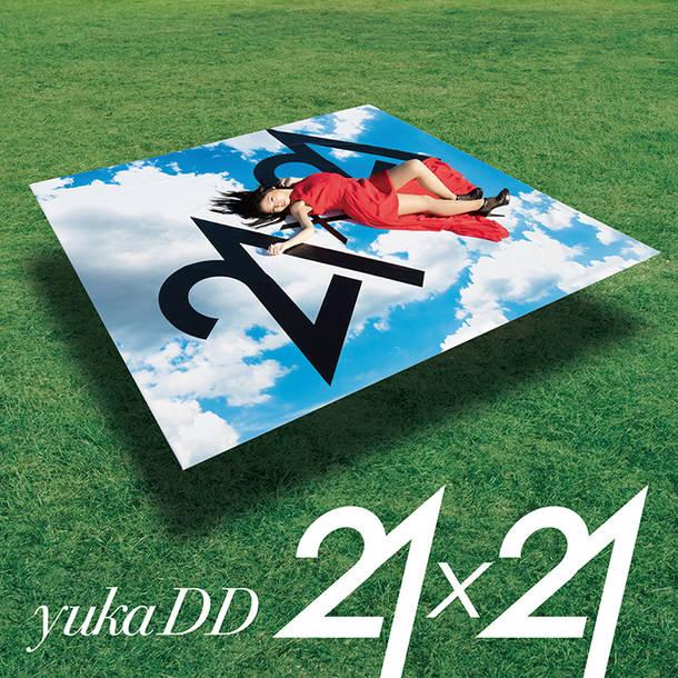 アルバム『21x21』【初回盤】(CD+DVD+ブックレット)