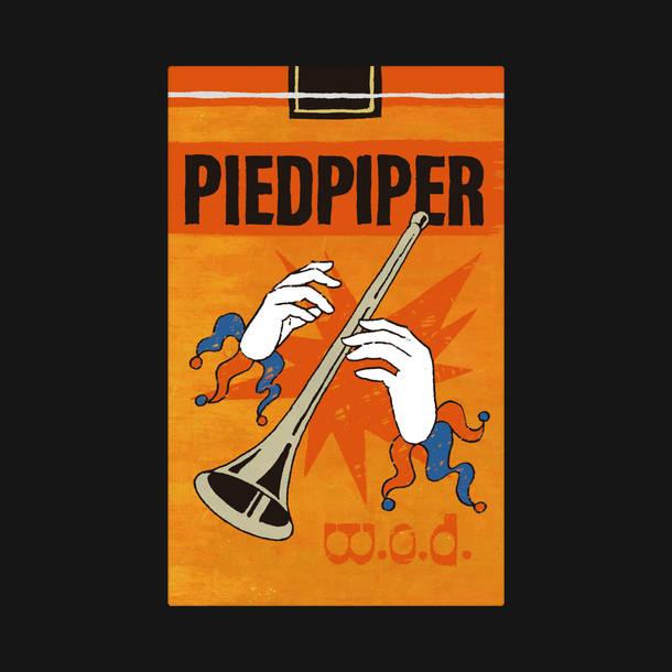 w.o.d. New Digital Single『PIEDPIPER』