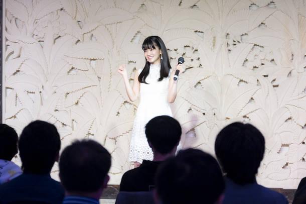 『大西亜玖璃 デビューシングル「本日は晴天なり」発売記念トーク&ミニライブ特番 supported by animelo mix』