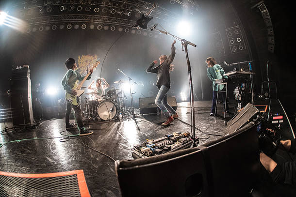 2021年2月25日 at TSUTAYA O-East(Photo by かい)