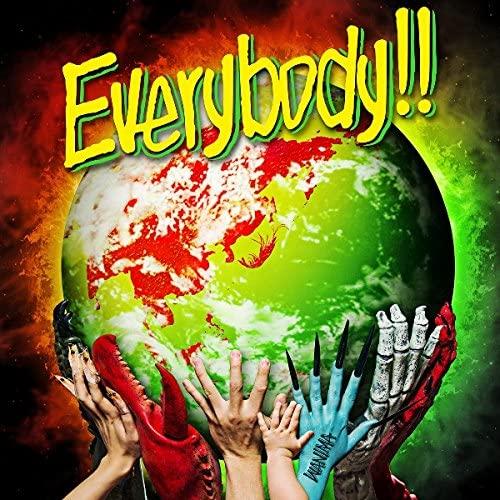 「ともに」収録アルバム『everybody!!』/WANIMA