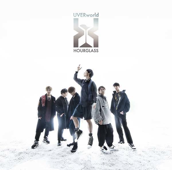 シングル「HOURGLASS」【初回限定盤】(CD+DVD)