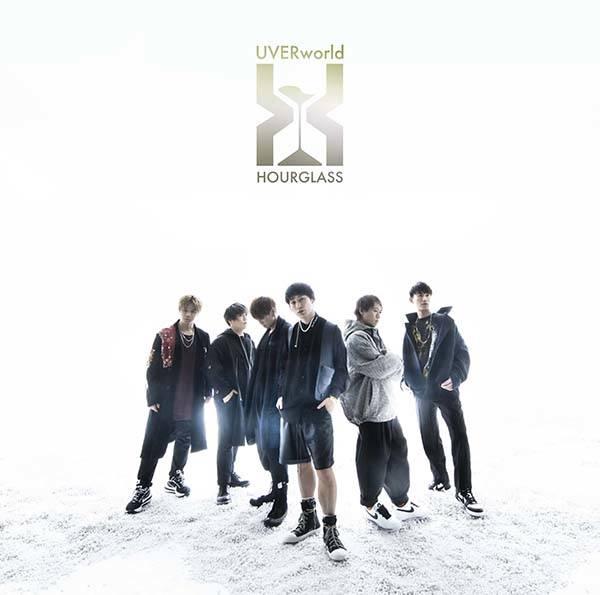 シングル「HOURGLASS」【通常盤】(CD)